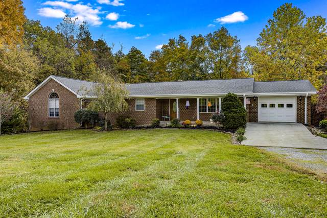 849 Isabell Drive, Dandridge, TN 37725 (MLS #1308675) :: Grace Frank Group