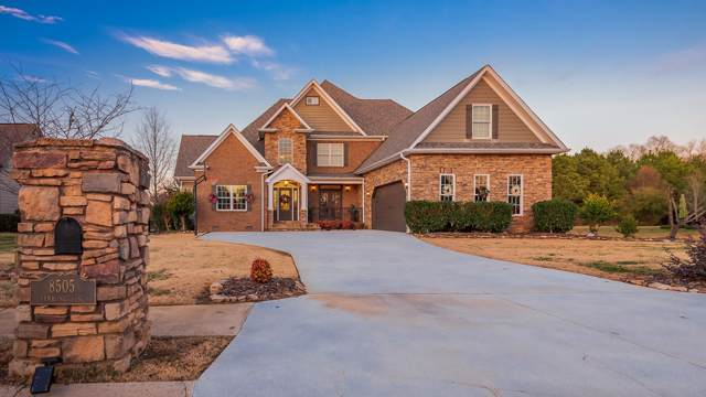 8505 Rambling Rose Dr, Ooltewah, TN 37363 (MLS #1310380) :: The Mark Hite Team