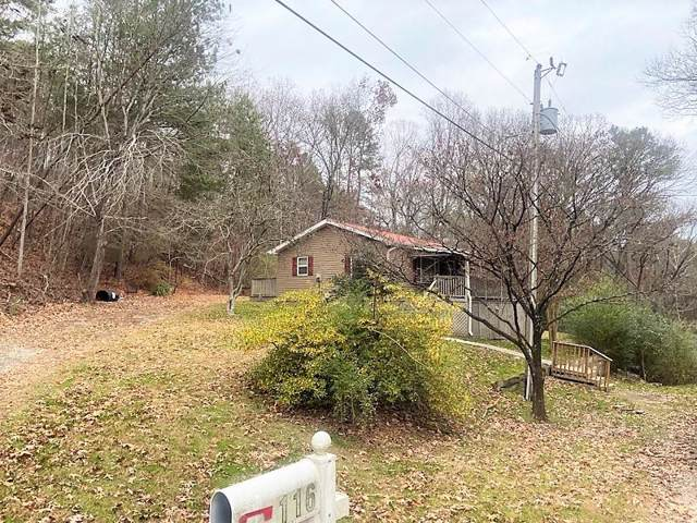 116 Sunset Cir, Rossville, GA 30741 (MLS #1310459) :: The Edrington Team
