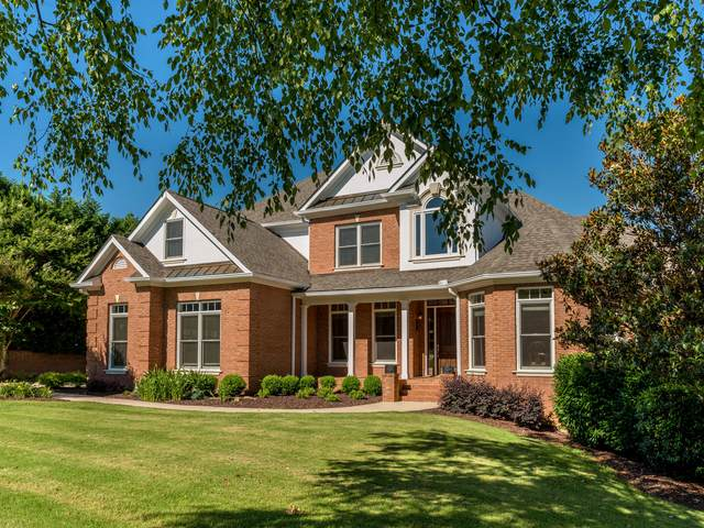 1225 Enclave Rd, Chattanooga, TN 37415 (MLS #1310780) :: The Robinson Team