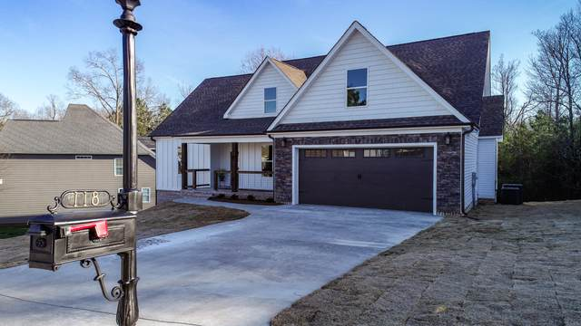 118 Canyon Tr, Ringgold, GA 30736 (MLS #1311371) :: Grace Frank Group