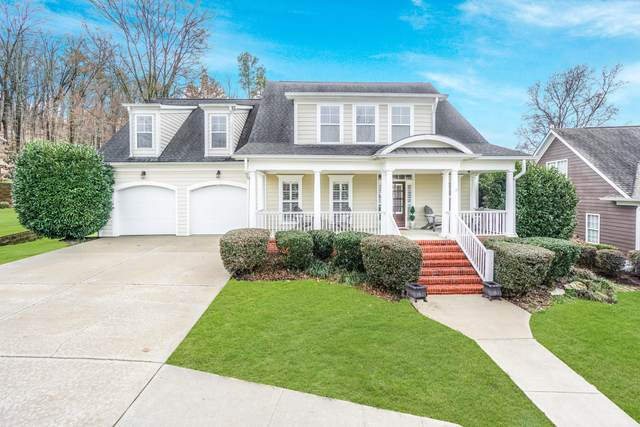 1076 Reunion Dr, Chattanooga, TN 37421 (MLS #1314153) :: Keller Williams Realty | Barry and Diane Evans - The Evans Group