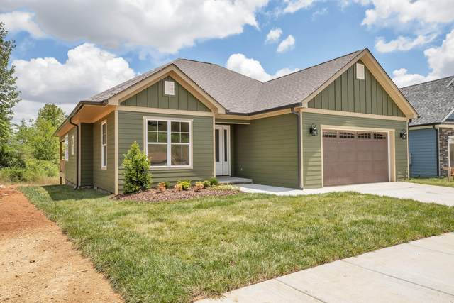 6864 Carnell Way #16, Chattanooga, TN 37421 (MLS #1314704) :: Chattanooga Property Shop