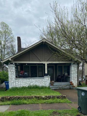 904 S Highland Park Ave, Chattanooga, TN 37404 (MLS #1315326) :: Keller Williams Realty | Barry and Diane Evans - The Evans Group
