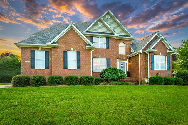 315 NE Willow Creek Cove, Cleveland, TN 37323 (MLS #1323728) :: The Edrington Team