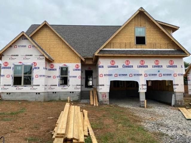 494 Quartz Dr #117, Chickamauga, GA 30707 (MLS #1325801) :: Chattanooga Property Shop