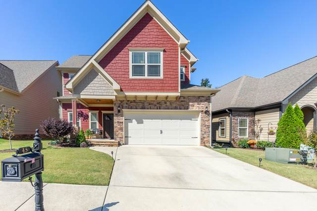 45 Sonoma Ln, Ringgold, GA 30736 (MLS #1325996) :: The Weathers Team