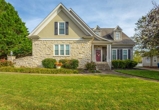940 Norfolk Green Cir, Chattanooga, TN 37421 (MLS #1326243) :: Keller Williams Realty | Barry and Diane Evans - The Evans Group