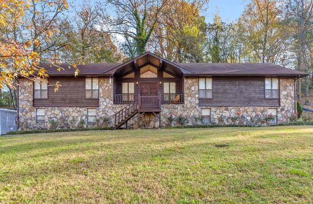 4910 Bal Harbor Dr, Chattanooga, TN 37416 (MLS #1327761) :: Smith Property Partners