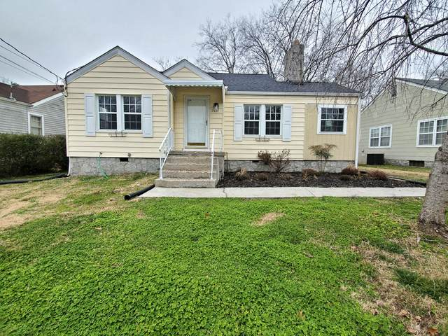 203 N Howell Ave, Chattanooga, TN 37411 (MLS #1329078) :: The Jooma Team