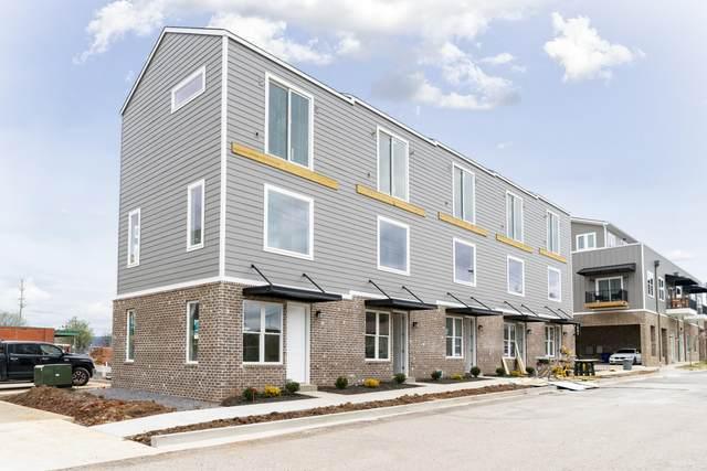 1607 Fagan St #103, Chattanooga, TN 37408 (MLS #1329800) :: Chattanooga Property Shop