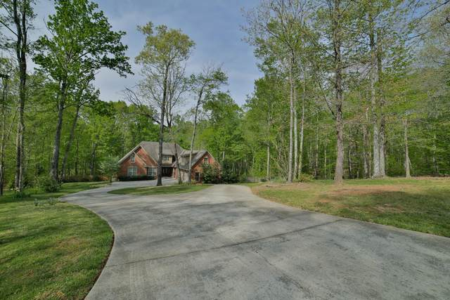 122 Mountain Laurel Ln, Signal Mountain, TN 37377 (MLS #1333193) :: The Robinson Team