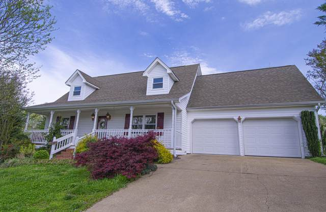 10127 Rolling Wind Dr, Soddy Daisy, TN 37379 (MLS #1334252) :: The Hollis Group