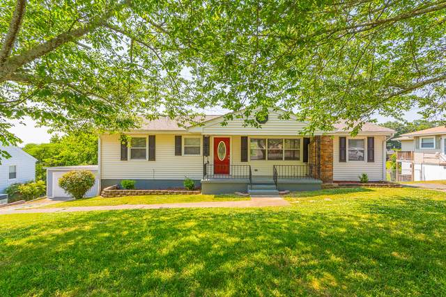 1414 Millbro Cir, Chattanooga, TN 37412 (MLS #1336043) :: The Chattanooga's Finest | The Group Real Estate Brokerage