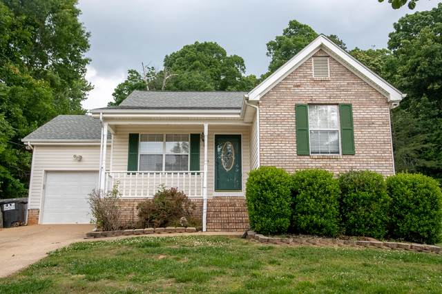 9805 E Brainerd Rd, Ooltewah, TN 37363 (MLS #1336728) :: EXIT Realty Scenic Group