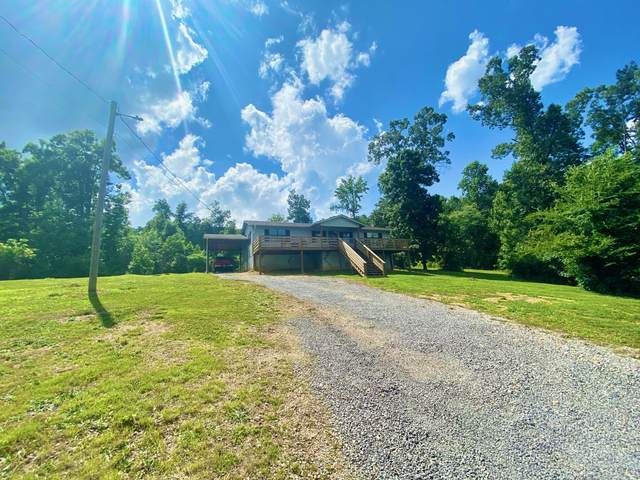 162 Racoon Hill Ln, Chickamauga, GA 30707 (MLS #1337397) :: The Weathers Team