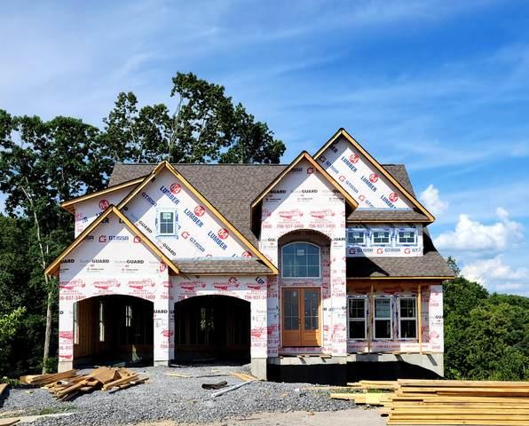 7233 Eagle Nest Ln #5, Chattanooga, TN 37416 (MLS #1338621) :: The Edrington Team