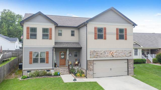 3085 NE Pin Oaks Cir, Cleveland, TN 37323 (MLS #1339880) :: EXIT Realty Scenic Group