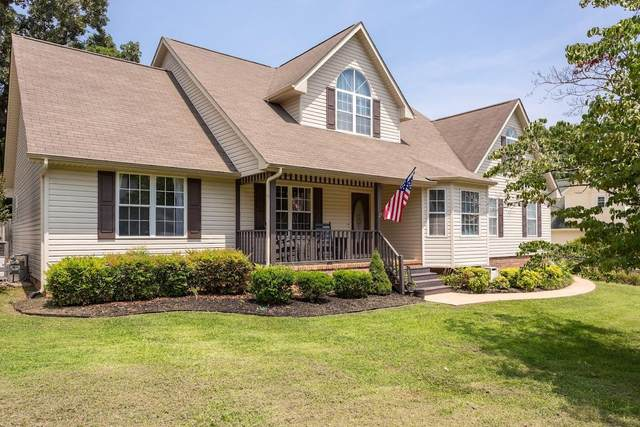 9211 Carriage Ln, Ooltewah, TN 37363 (MLS #1340396) :: The Chattanooga's Finest | The Group Real Estate Brokerage