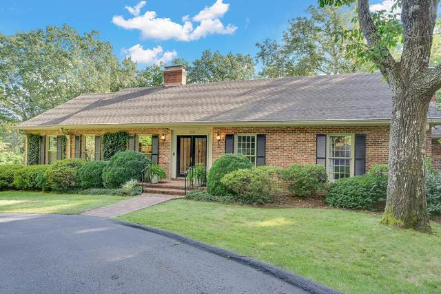 106 Augusta Dr, Lookout Mountain, TN 37350 (MLS #1342698) :: Smith Property Partners