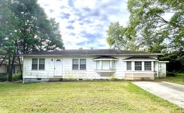 305 Quillian Rd, Dalton, GA 30721 (MLS #1343415) :: Keller Williams Realty