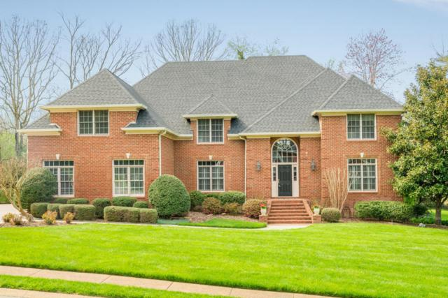 16 Saint Ives Way, Signal Mountain, TN 37377 (MLS #1278287) :: Keller Williams Realty | Barry and Diane Evans - The Evans Group