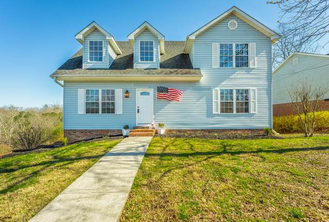 578 Hickory Ridge Tr, Ringgold, GA 30736 (MLS #1313329) :: Keller Williams Realty | Barry and Diane Evans - The Evans Group