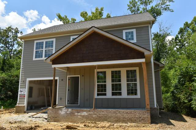 2715 Amsterdam Ln Lot No. 21, Chattanooga, TN 37421 (MLS #1319604) :: Keller Williams Realty   Barry and Diane Evans - The Evans Group