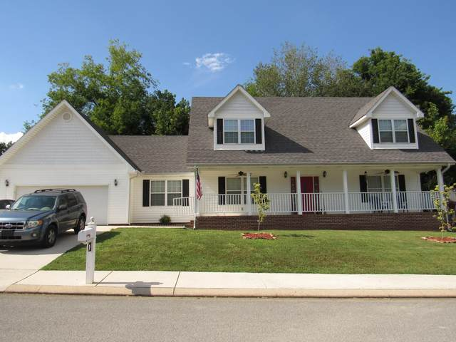 106 Dogwood Tr, Chickamauga, GA 30707 (MLS #1321005) :: The Mark Hite Team
