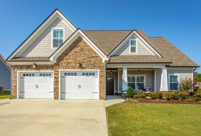 482 Live Oak Rd, Ringgold, GA 30736 (MLS #1325359) :: The Weathers Team