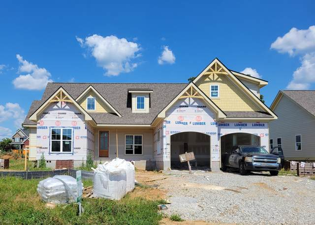 80 Fallen Leaf Dr #102, Chickamauga, GA 30707 (MLS #1332595) :: Smith Property Partners