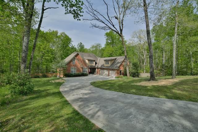 122 Mountain Laurel Ln, Signal Mountain, TN 37377 (MLS #1333193) :: Chattanooga Property Shop