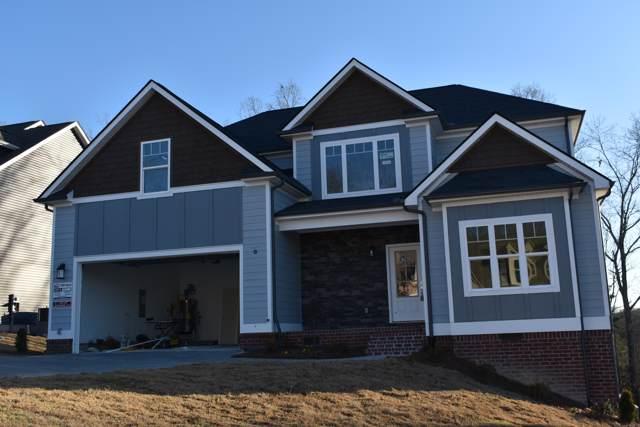 7185 Klingler Ln Lot No. 1452, Ooltewah, TN 37363 (MLS #1309562) :: Keller Williams Realty | Barry and Diane Evans - The Evans Group