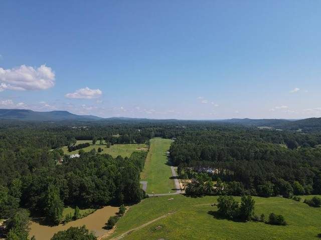 0 Blue Mountain Rd Lot # 6, Trion, GA 30753 (MLS #1313972) :: The Edrington Team