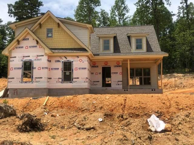 8429 Quarles Ln #17, Hixson, TN 37343 (MLS #1318992) :: Chattanooga Property Shop