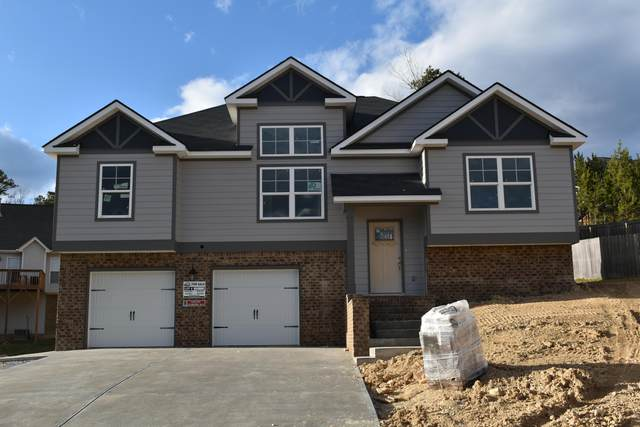 556 Hatch Tr Lot No. 121, Soddy Daisy, TN 37379 (MLS #1327126) :: EXIT Realty Scenic Group