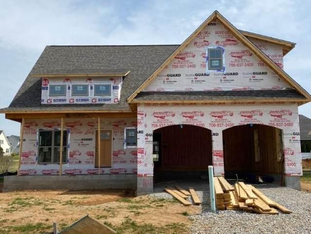 98 Fallen Leaf Dr #101, Chickamauga, GA 30707 (MLS #1331227) :: Chattanooga Property Shop