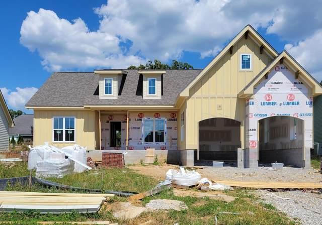 66 Fallen Leaf Dr #103, Chickamauga, GA 30707 (MLS #1333619) :: Smith Property Partners