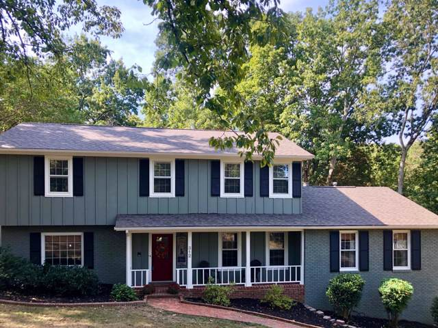 312 Windy Hollow Dr, Chattanooga, TN 37421 (MLS #1308024) :: Austin Sizemore Team