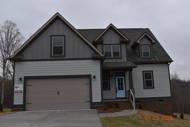 7177 Klingler Ln Lot No. 1453, Ooltewah, TN 37363 (MLS #1309563) :: Grace Frank Group