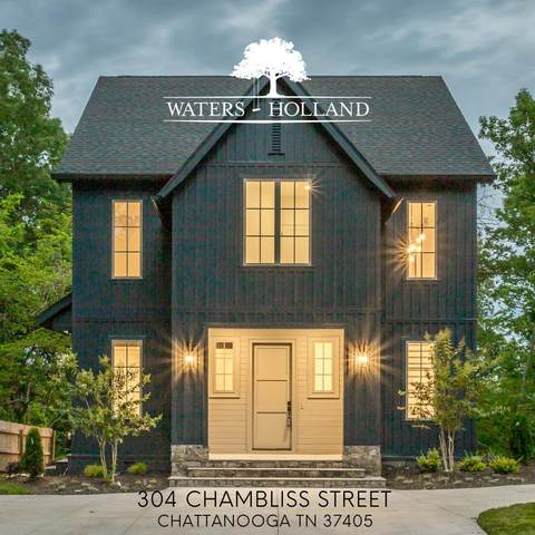 304 Chambliss St, Chattanooga, TN 37405 (MLS #1316835) :: Keller Williams Realty | Barry and Diane Evans - The Evans Group