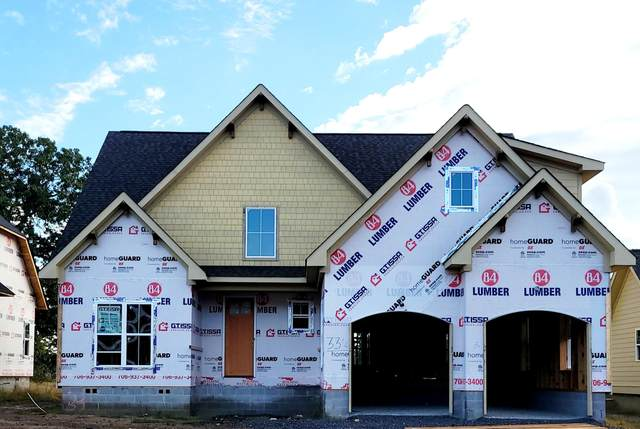 8894 Grey Reed Dr #33, Ooltewah, TN 37363 (MLS #1341444) :: The Weathers Team