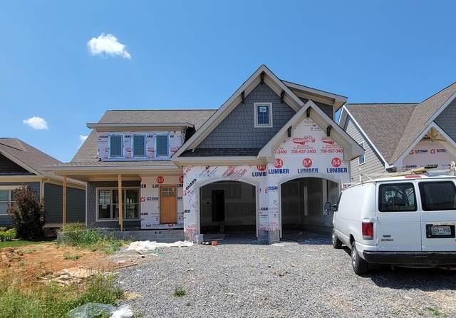 1736 Gable Green Dr #36, Apison, TN 37302 (MLS #1332228) :: Chattanooga Property Shop
