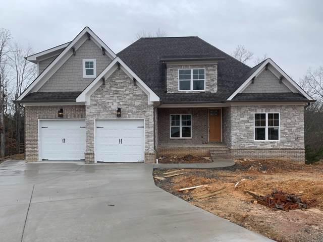 5950 Eaglemont Dr #16, Chattanooga, TN 37416 (MLS #1303697) :: Keller Williams Realty   Barry and Diane Evans - The Evans Group