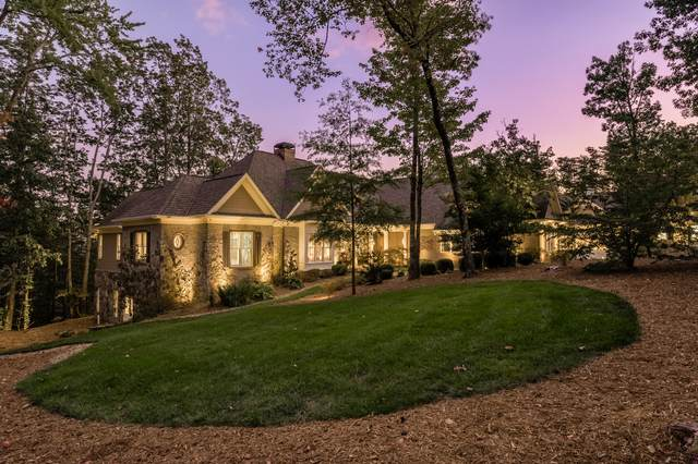 7396 Falcon Bluff Dr, Signal Mountain, TN 37377 (MLS #1307637) :: 7 Bridges Group