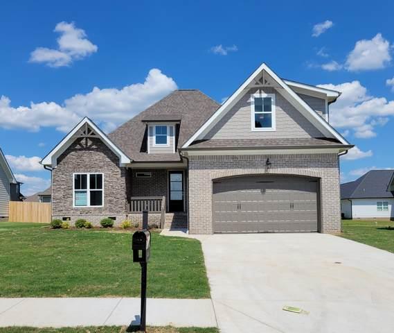 512 Quartz Dr #116, Chickamauga, GA 30707 (MLS #1327162) :: Smith Property Partners