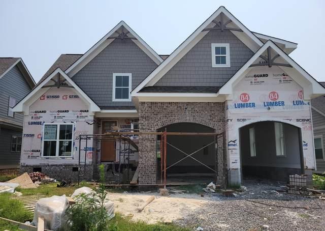 1728 Gable Green Dr #37, Apison, TN 37302 (MLS #1332782) :: Chattanooga Property Shop