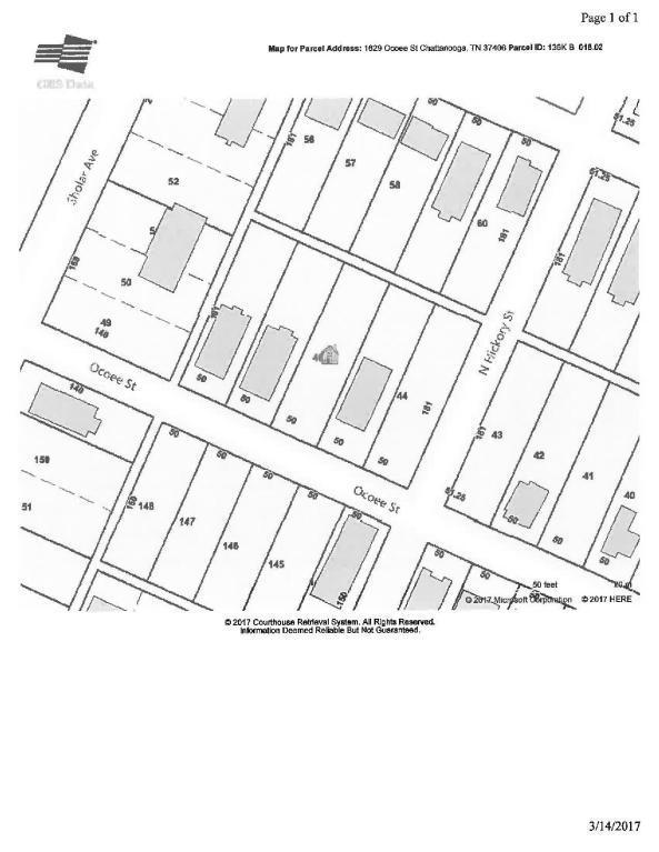 1629 Ocoee St, Chattanooga, TN 37406 (MLS #1260559) :: Chattanooga Property Shop
