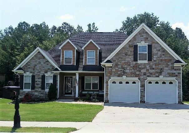 368 Big Creek Ln, Ringgold, GA 30736 (MLS #1267590) :: The Edrington Team