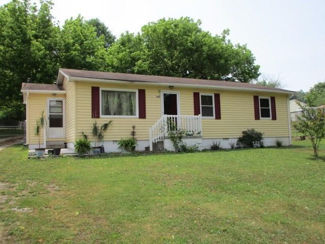 244 Bradley St, Evensville, TN 37332 (MLS #1269891) :: Chattanooga Property Shop
